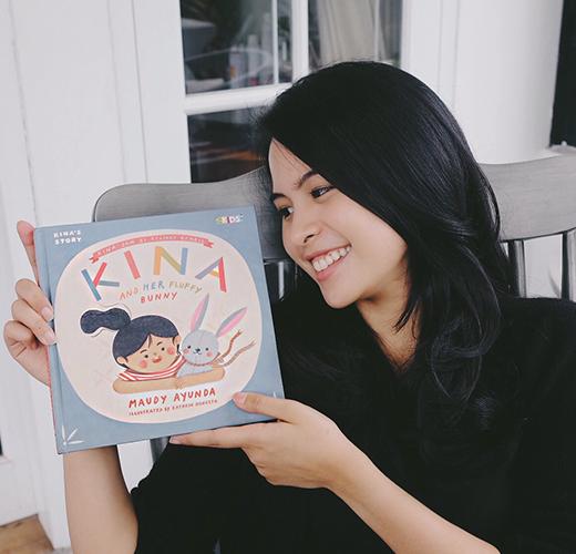 Penulis buku cerita anak KINA