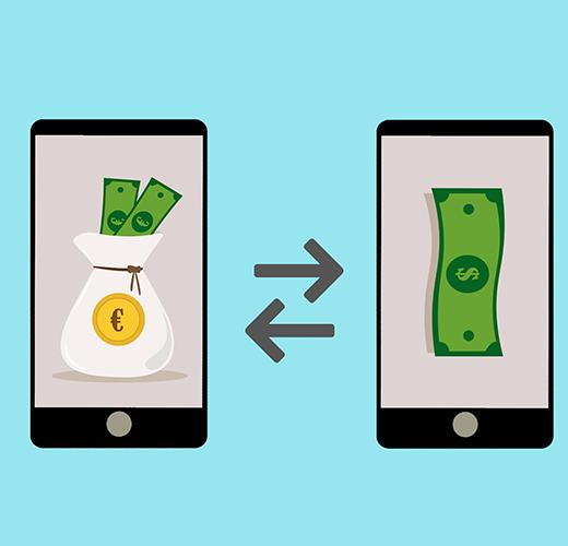 Budaya cashless dengan Mobile Money Transfer