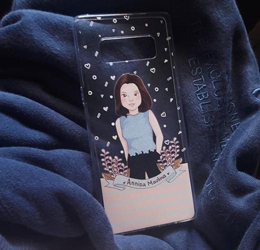 Pururunpun case handphone