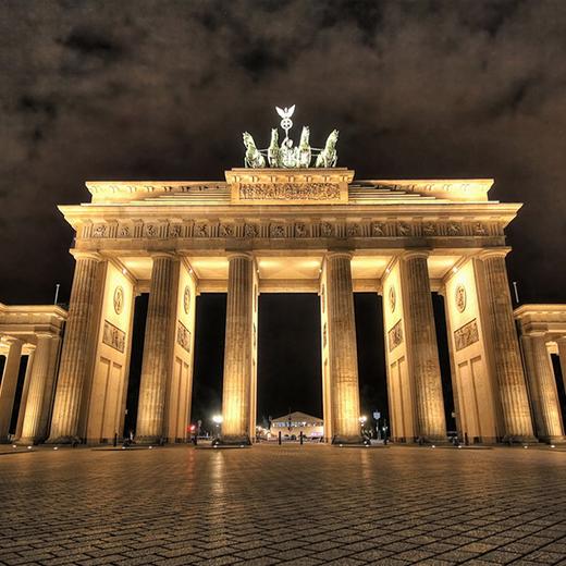bangunan kota Berlin, Jerman