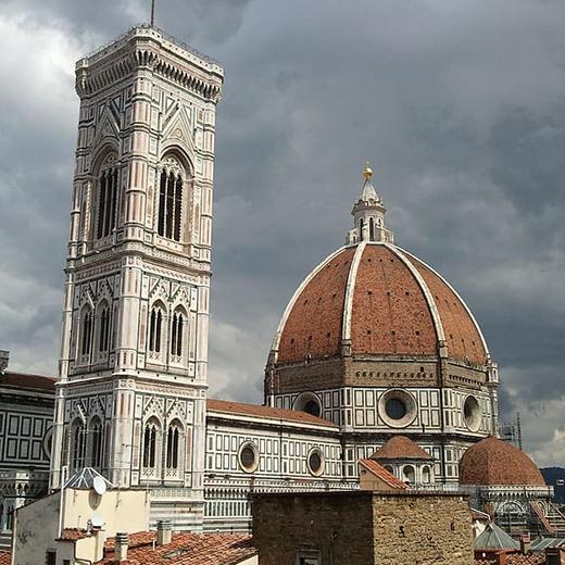 arsitektur bangunan kota Florence