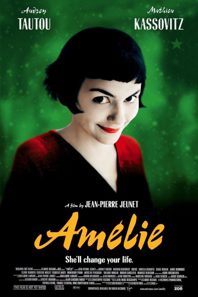 Color grading film Amélie