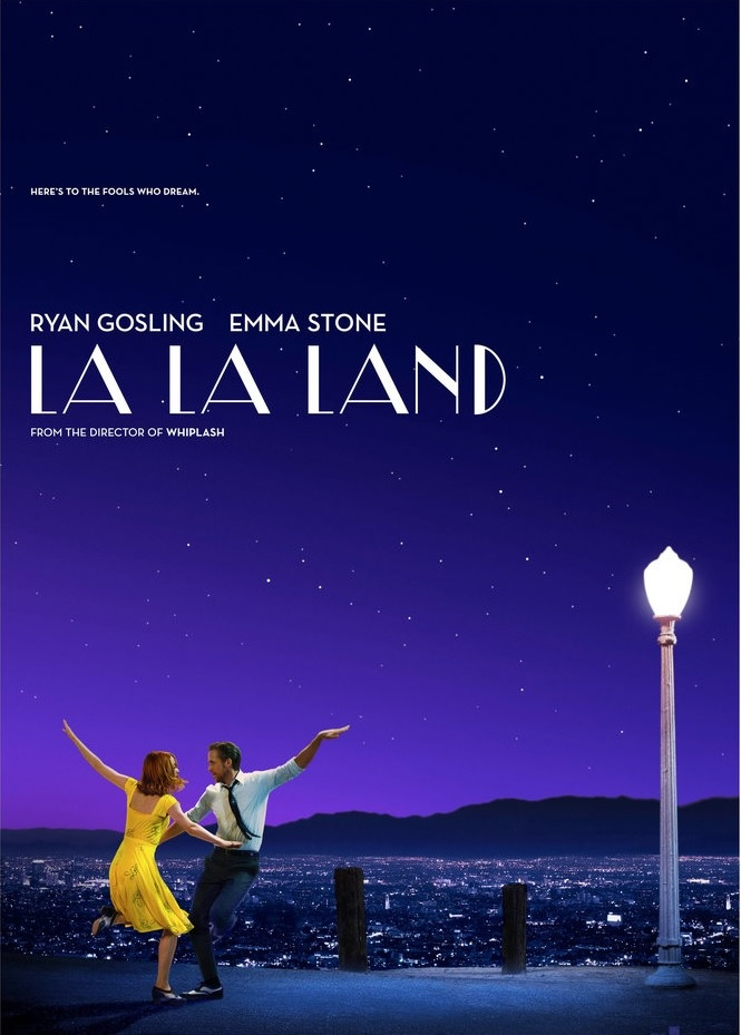 Color grading La La Land