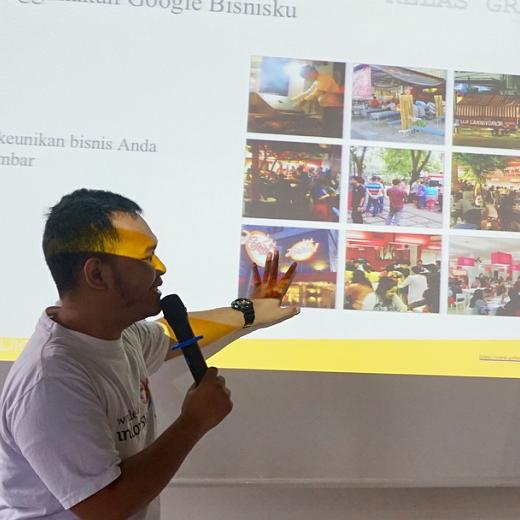 Gandung Adi Digital Storyteller
