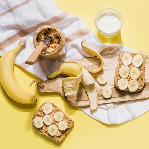 camilan pisang mengurangi emosi PMS