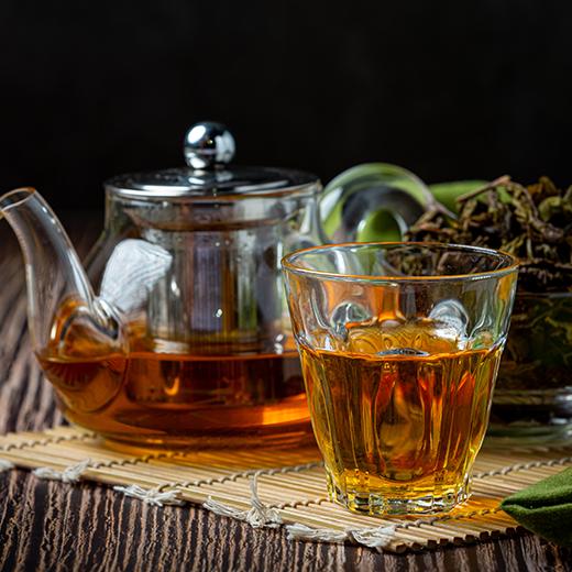 serum teh hijau