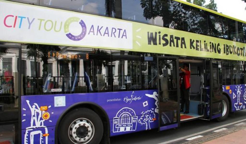 jakarta exprorer Trans Jakarta trip keliling