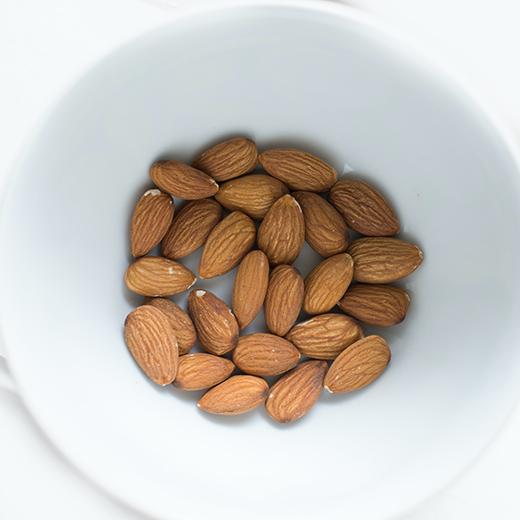serum kacang almond