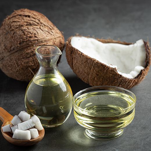 serum bulu mata minyak kelapa