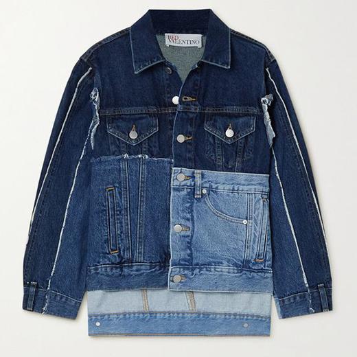 jeans patchwork